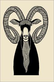 Wire-O Hnizdovsky's Animals Ibex Lined PDF