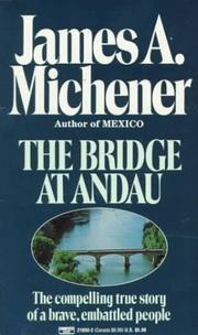 The bridge at Andau PDF