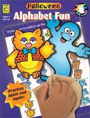 Halloween Alphabet (Wipe Away Books) PDF