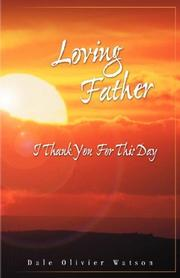 Loving Father, I Thank You for This Day PDF