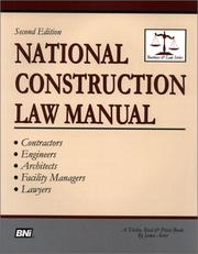 National Construction Law Manual PDF