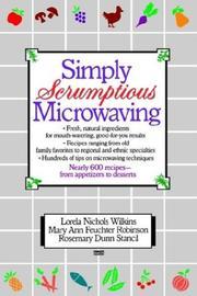 Simply Scrumptious Microwaving PDF
