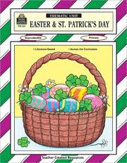 Easter & St. Patricks Day Thematic Unit