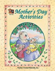 Mother's Day Activities PDF