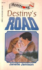 Destiny's Road (Heartsong Presents #71) PDF