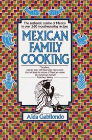 Mexican Family Cooking PDF