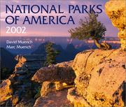 Cover of: National Parks of America 2002 Calendar by David Muench