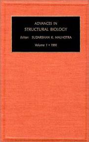 Advances in Structural Biology, Volume 1 (Advances in Structural Biology)