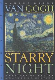 Cover of: Starry Night by Vincent van Gogh