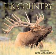 Elk Country 2002 Calendar PDF