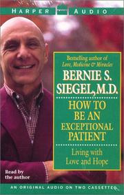 How to Be An Exceptional Patient PDF