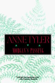 Morgans Passing by Anne Tyler