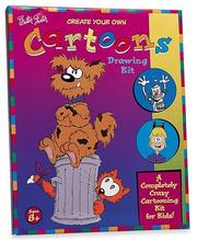 Create Your Own Cartoons Kit (Children's Creative Kits) by Paul Johnson