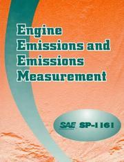 Engine Emissions and Emissions Measurement