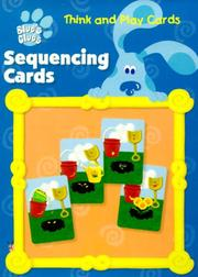 Sequencing Cards (Think and Play Cards) PDF