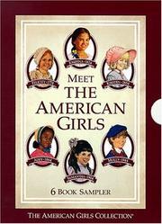 Meet the American Girls PDF