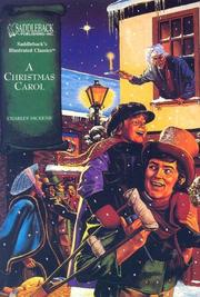 Cover of: A Christmas Carol (Illustrated Classics) by Nancy Holder
