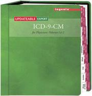 Updateable ICD-9-CM Expert for Physicians, Volumes 1 & 2 PDF