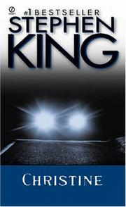Cover of: Christine (Signet) by Stephen King