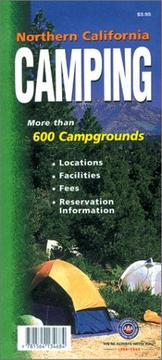 Northern California camping by Automobile Club of Southern California.