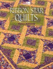 Ribbon star quilts PDF