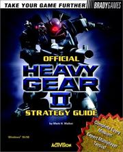 Heavy Gear 2 Official Strategy Guide