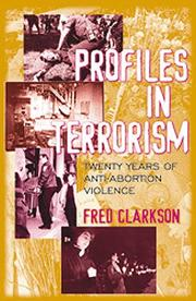 Profiles in Terrorism PDF