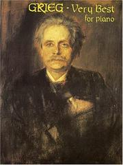 Grieg - Very Best for Piano PDF