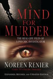 A mind for murder by Noreen Renier