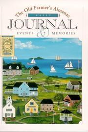 The Old Farmer's Almanac Daily Journal PDF