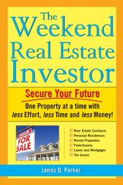 Weekend Real Estate Investor PDF