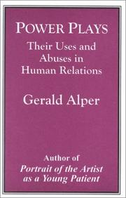 Power Plays by Gerald Alper