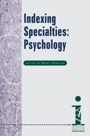 Indexing Specialties PDF