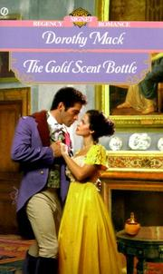 The gold scent bottle PDF