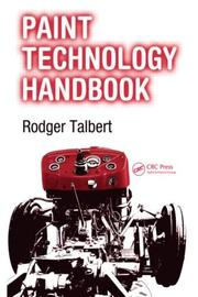 Paint technology handbook by Rodger Talbert