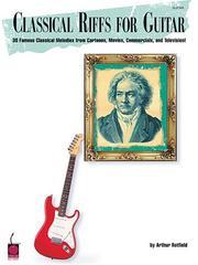 Classical Riffs for Guitar PDF
