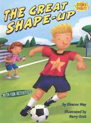 The Great Shape-up (Science Solves It!) PDF