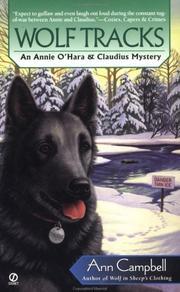 Wolf tracks PDF