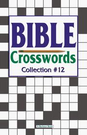 Bible Crosswords Collection PDF