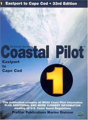 U.S. Coastal Pilot, Vol. 1 PDF