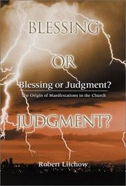 Blessing or Judgment? PDF