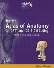 Netter's atlas of anatomy for CPT and ICD-9-CM coding by Celeste G. Kirschner