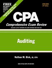 CPA Comprehensive Exam Review, 1999-2000 PDF