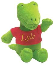 Lyle Crocodile Doll by Bernard Waber