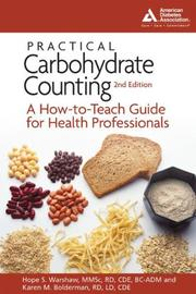 Practical carbohydrate counting by Hope S. Warshaw