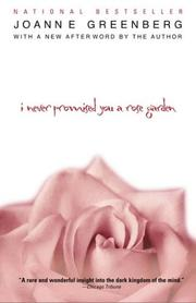 I never promised you a rose garden PDF