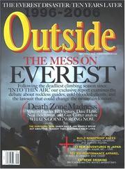 Outside, September 2006 Issue PDF
