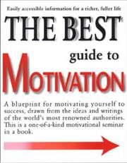 The Best Guide to Motivation PDF