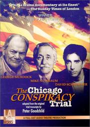 The Chicago Conspiracy Trial - starring David Schwimmer, George Murdock, and Mike Nussbaum PDF
