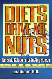 Diets Drive Me Nuts! PDF